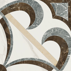 Anima Rosone 4 | Floor tiles | Caesar