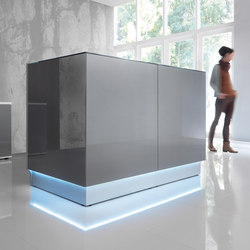 Linea | Reception desks | MDD