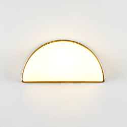 Odds & Ends rainbow brass cream | General lighting | Roll & Hill