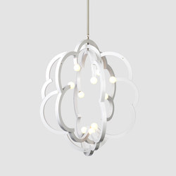 Blow pendant grey | General lighting | Roll & Hill