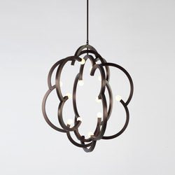 Blow pendant bronze | General lighting | Roll & Hill