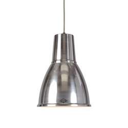 Stirrup 3 Pendant Light, Natural Aluminium | Illuminazione generale | Original BTC Limited