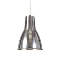 Stirrup 3 Pendant Light, Natural Aluminium | General lighting | Original BTC