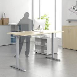 Ergonomic Master | Individual desks | MDD