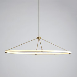 Halo pendant | General lighting | Roll & Hill