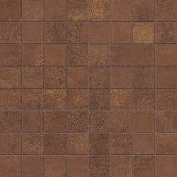 Trace Corten | Composizione A | Floor tiles | Caesar