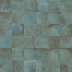 Trace | Mint Deco | Ceramic tiles | Caesar