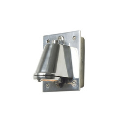 0750 Mast Light with Cast Transformer Box, Anodised Aluminium | General lighting | Davey Lighting Limited