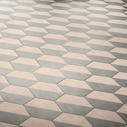 Navone Half Powder | Floor tiles | Bisazza
