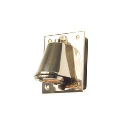 0750 Mast Light with Cast Transformer Box, Polished Bronze | General lighting | Davey Lighting Limited