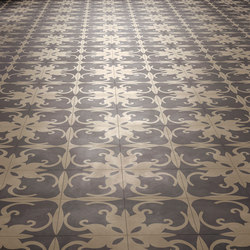 CONTEMPORARY CEMENT TILES - Research and select Bisazza products ...