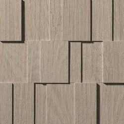 Bord Cumin Mosaico Row 3D | Tessere mosaico | Atlas Concorde