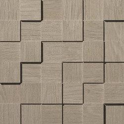 Bord Cumin Mosaico Square 3D | Mosaic tiles | Atlas Concorde