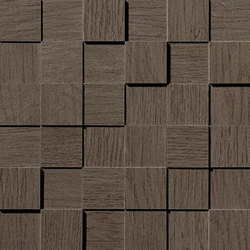 Bord Nutmeg Mosaico Square 3D | Mosaic tiles | Atlas Concorde