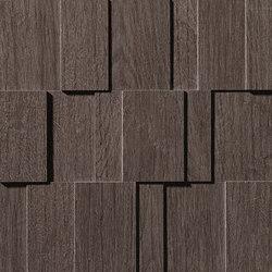 Bord Tamarindo Mosaico Row 3D | Mosaic tiles | Atlas Concorde