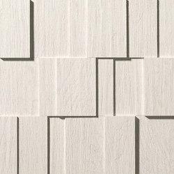 Bord Salt Mosaico Row 3D | Azulejos de mosaicos | Atlas Concorde