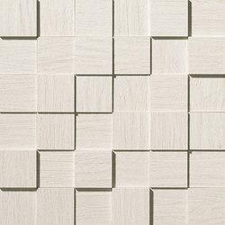 Bord Salt Mosaico Square 3D | Mosaic tiles | Atlas Concorde