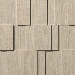 Bord Sesame Mosaico Row 3D | Mosaic tiles | Atlas Concorde