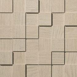 Bord Sesame Mosaico Square 3D | Mosaic tiles | Atlas Concorde