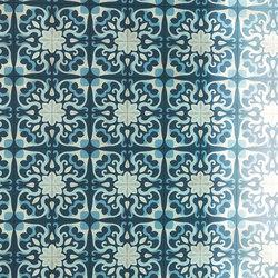 Dal Bianco Spell Marino | Piastrelle cemento | Bisazza