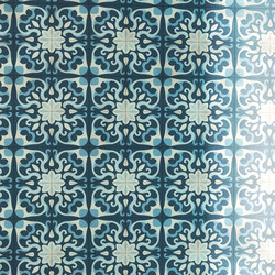 Dal Bianco Spell Marino | Floor tiles | Bisazza