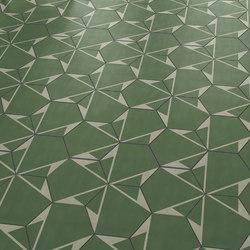 Hayon Pilsados Jade C | Concrete tiles | Bisazza