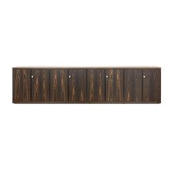 Quadratum Cabinet | Sideboards | Lensvelt