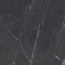 Marvel PRO Noir St. Laurent Wall shiny | Wall tiles | Atlas Concorde