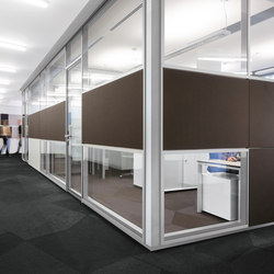 R-Platform | Wall partition systems | Bene