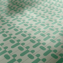 Hayon Semillas Menta A | Concrete/cement floor tiles | Bisazza