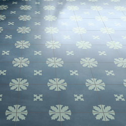 BDS Paper Blu | Concrete/cement floor tiles | Bisazza