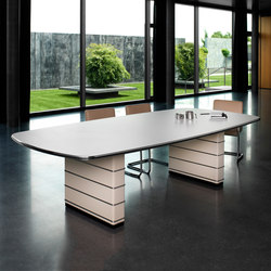Classic Line TB 121 | TB 126 Conference table | Contract tables | Müller Möbelfabrikation