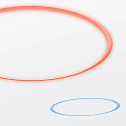 767 / Micro Blade Circle 100 | General lighting | Atelier Sedap