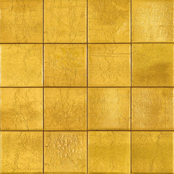 Goldfloor | Floor tiles | Bisazza