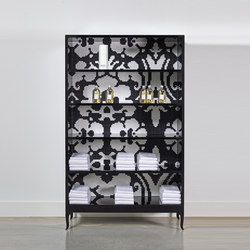The Wanders Collection I Cabinet Quadro | Bath shelving | Bisazza