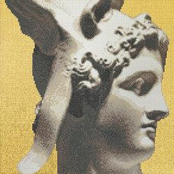 Canova Oro Perseo Oro | Mosaicos de vidrio | Bisazza