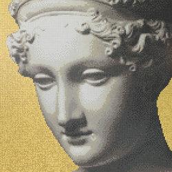 Canova Oro Ebe Oro | Glass mosaics | Bisazza