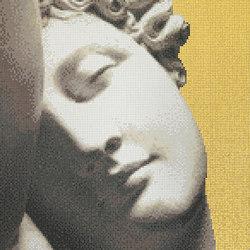 Canova Oro Endimione Oro | Glass mosaics | Bisazza