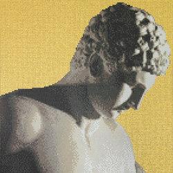 Canova Oro Teseo Oro | Glass mosaics | Bisazza