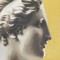 Canova Oro Venere Italia Oro | Glas Mosaike | Bisazza