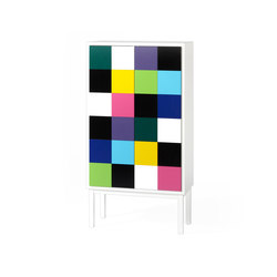 Collect Multicolour Cabinet | Armoires | A2 designers AB