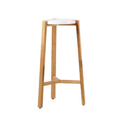 Happy High Bar Stool | Taburetes de bar | A2 designers AB