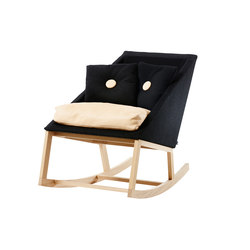 Joy Rocking Chair | Fauteuils | A2 designers AB