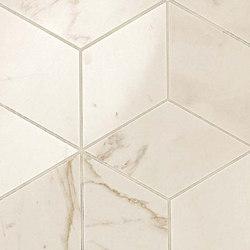 Marvel PRO Cremo Delicato Mosaico Esagono shiny | Keramik Mosaike | Atlas Concorde
