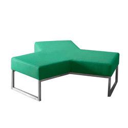 Link Seat Unit | Poufs | A2 designers AB