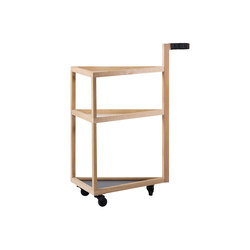 Move Trolley | Carrelli portavivande / carrelli bar | A2 designers AB