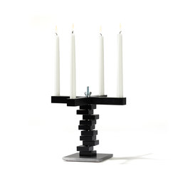 Spin Candelabra | Bougeoirs | A2 designers AB