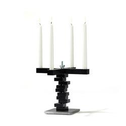 Spin Candelabra | Candlesticks / Candleholder | A2 designers AB