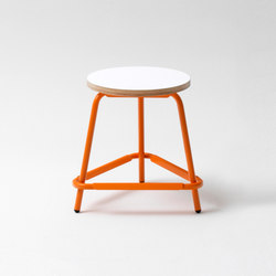 Work@home S48 Stool | Sgabelli | Müller Möbelfabrikation
