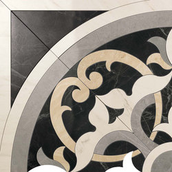 Marvel PRO Elegance Angolo Dark shiny | Ceramic mosaics | Atlas Concorde